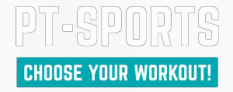 pt sports logo footer